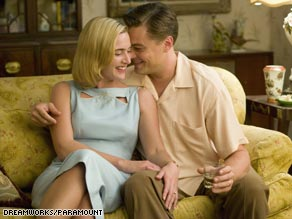 The emotionally charged film is directed by Winslet's husband, Sam Mendes.