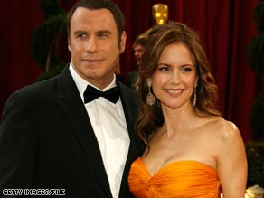Police probe Travolta extortion report