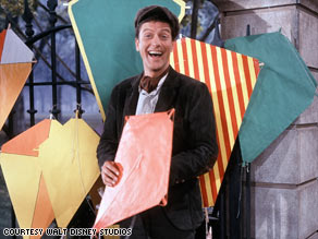 Bert Mary Poppins Dick Van Dyke