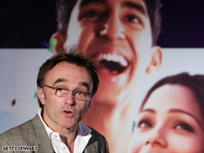 "Director Danny Boyle says the youngest actors in his film will get ""substantial"" money if they stay in school."