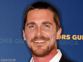 Christian Bale said he was &quot;way out of order&quot; with his tirade during &quot;Terminator: Salvation&quot; filming.