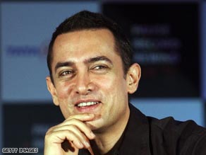 In the hot seat: Aamir Khan answers all in Talk Asia Live.