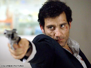"""Clive Owen plays an Interpol agent on the trail of some nasty bankers in """"The International."""""""