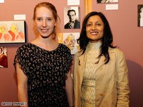 "Steph Green and Tamara Anghie hope their short film, ""New Boy,"" wins an Oscar."