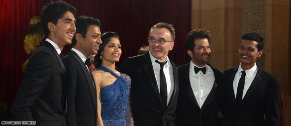 'Slumdog Millionaire' takes best picture