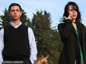 "Jeremy Strong and Fairuza Balk star in ""Humboldt County,"" though she doesn't hang around long."