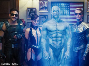 """Watchmen"" led the weekend box office, grossing $55.7 million during its first weekend."