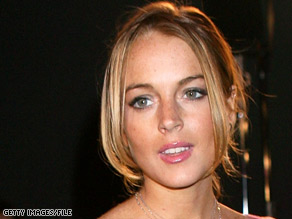 Lindsay Lohan was placed on three years' probation after being convicted of drunken driving in 2007.