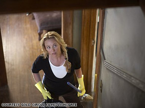 "In ""The Haunting in Connecticut,"" Virginia Madsen sees strange things happen in her old house."