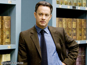 "Tom Hanks reprises his role as professor Robert Langdon in ""Angels & Demons."""
