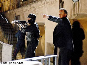 """Angels' solid bow is the second-best opening of Tom Hanks' career, behind """"The Da Vinci Code."""""""