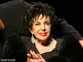Elizabeth Taylor was released from the hospital Tuesday, after checking in for a routine visit.