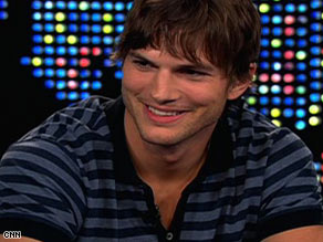 Ashton Kutcher said he might give up Twitter if the Web site's parent company participates in a reality show.