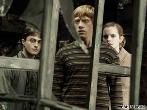 "In ""Harry Potter and the Half-Blood Prince,"" the trio of Harry, Ron and Hermione are on the trail of evil."