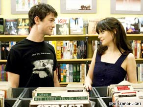 "Joseph Gordon-Levitt and Zooey Deschanel fall in love -- for a time -- in ""(500) Days of Summer."""