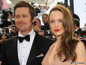 "Brad Pitt talks about ""soul mate"" Angelina Jolie, life, and fatherhood in Parade magazine."
