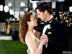 """Rachel McAdams and Eric Bana star as a couple trying to connect in """"The Time Traveler's Wife."""""""