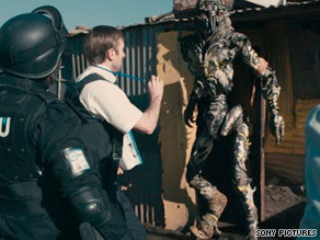 """District 9,"" the alien action pic produced by Peter Jackson, crushed the competition grossing $37 million."