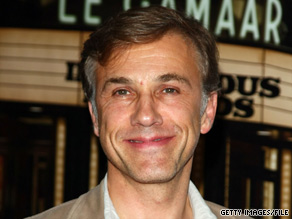 "Christoph Waltz attends a special screening of ""Inglourious Basterds"" in New York."