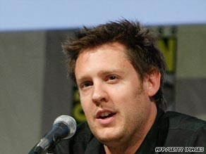 """District 9"" director Neill Blomkamp."