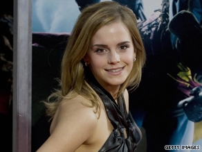 &quot;Harry Potter&quot; actress Emma Watson is an incoming freshman at Brown University in Rhode Island.