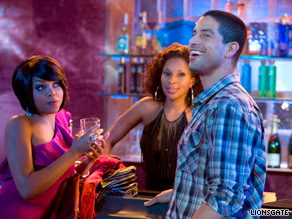 """Taraji P. Henson, left, stars in Tyler Perry's latest box-office smash, """"I Can Do Bad All By Myself."""""""