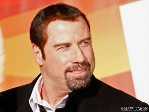 Two people in the Bahamas stand accused of trying to extort millions from actor John Travolta.