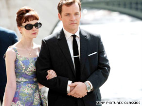 "Carey Mulligan and Peter Sarsgaard star as a couple in ""An Education."""