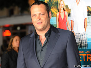 "Vince Vaughn is looking forward to marriage and took the lessons of ""Couples Retreat"" seriously."