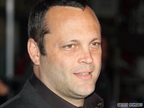 Vince Vaughn said he picked Valentine's Day to propose so he wouldn't forget the date.