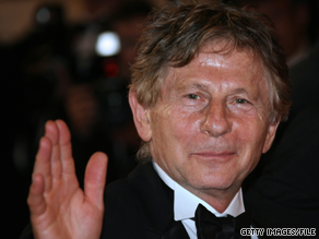 Director Roman Polanski fled the U.S. more than 30 years ago and was detained in Switzerland in September.