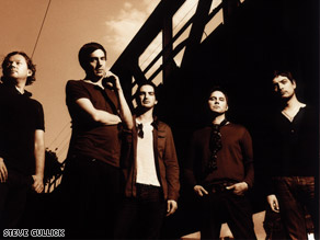 "Snow Patrol's new album, ""A Hundred Million Suns,"" is the band's fifth release."