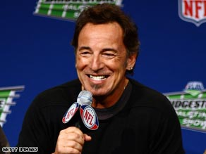 Bruce Springsteen was first asked to play the Super Bowl in 1975, his bandmate says.
