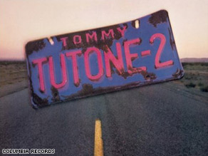 """867-5309/Jenny"" originally appeared on Tommy Tutone's ""Tommy Tutone 2"" album."