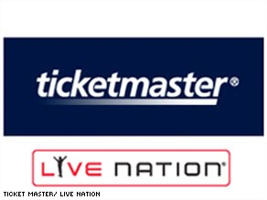 A possible merger between Ticketmaster and Live Nation has drawn interest.
