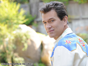"Chris Isaak has a new talk show, ""The Chris Isaak Hour,"" and a new album, ""Mr. Lucky."""