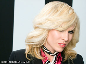 Natasha Bedingfield has plenty to be happy about: a successful album and an upcoming marriage.