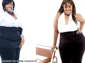 "Mandisa, who appeared on season five of ""American Idol,"" has lost more than 75 pounds."