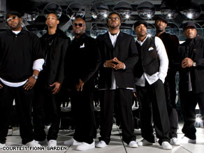 "Naturally 7 engages in ""vocal play"" in performance, emulating the sounds of musical instruments."