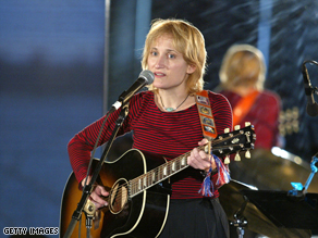 Jill Sobule raised $75,000 from fans through a Web site to fund her latest album.