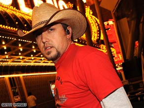 "Jason Aldean has had six Top 10 country singles. His new album, ""Wide Open,"" is just out."