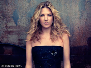Diana Krall's new album, &quot;Quiet Nights,&quot; was inspired by a trip she made to Brazil.