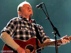 Don Henley performs at the Stagecoach Country Music Festival on May 2, 2008.