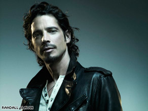 "Chris Cornell's new solo album, ""Scream,"" was produced by Timbaland. He acknowledges it's an odd mix."