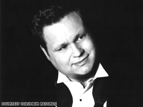 "Paul Potts zoomed to fame thanks to his win on ""Britain's Got Talent"" two years ago."