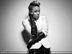 "Chrisette Michele's album ""Epiphany"" debuted at No. 1 earlier in May."