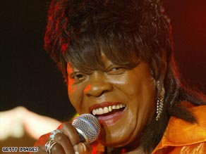 Koko Taylor performs in Spain in 2005. Her last performance was in May of this year.