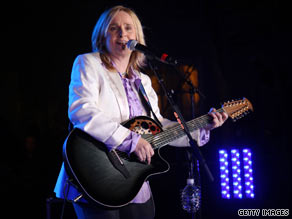 Melissa Etheridge took medical marijuana to help her through her chemotherapy.
