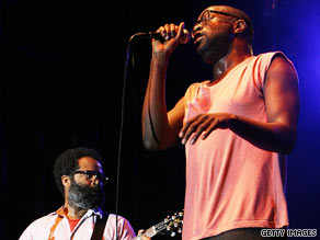 TV on the Radio's Kyp Malone and Tunde Adebimpe break down genres with their music.
