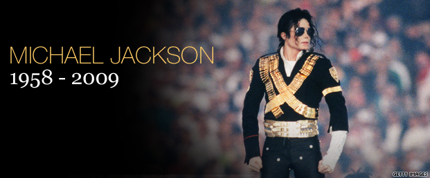 Michael jackson's death date